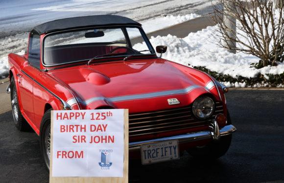 TTC Celebrates Sir John Black's Birthday – February 10, 2020