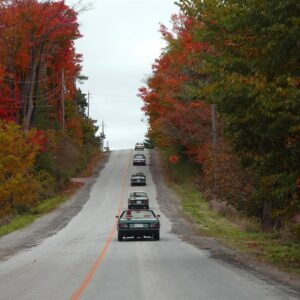 Fall Drive West – Georgetown 11 Oct 2020