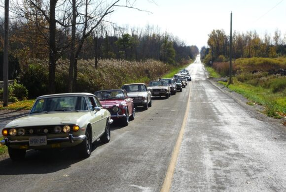 Fall Drive West – Campbellville 23 Oct 2020