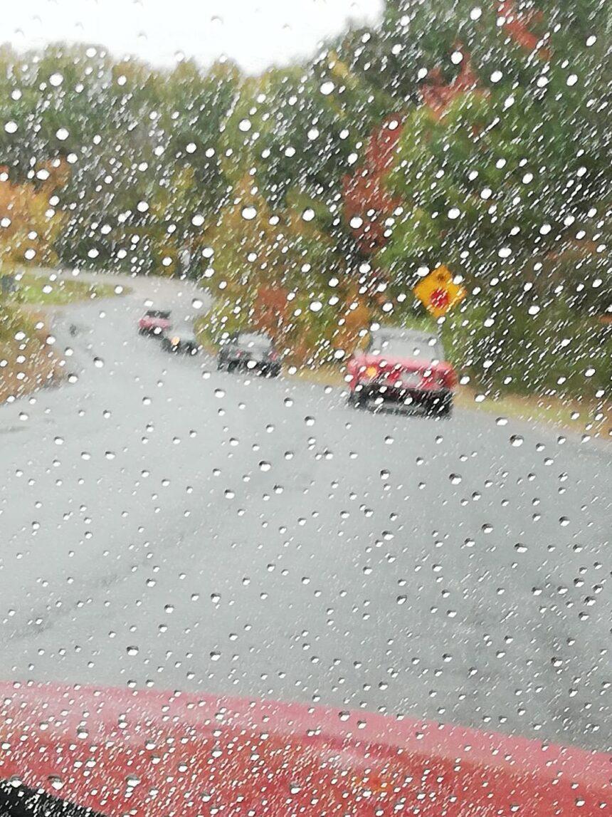 Fall Drive East – Peterborough – 4 Oct 2020