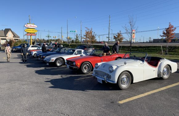 Fall Drive Central – Schomberg – 11th Oct 2020